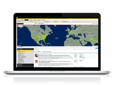 Real-time social media intelligence-led public safety with DigitalStakeout.