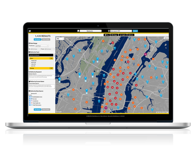 Detect threats and mitigate vulnerabilities with location-based monitoring.